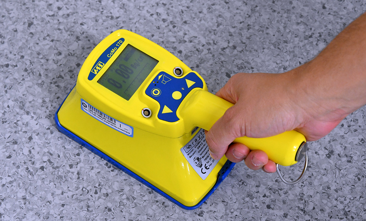 Mobile Contamination Monitor CoMO 170