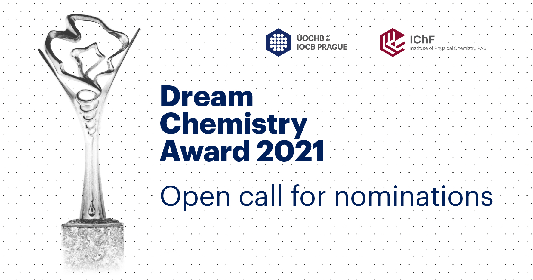 Dream Chemistry Award 2021: Call for nominations